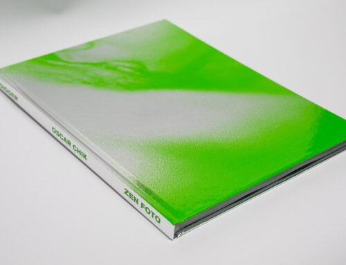 Photobook printed in Printon printing house nominated at Recontres d`Arles festival
