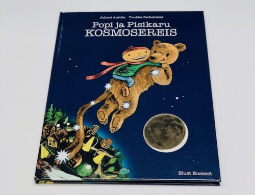 "Lasteaialapse jõulupakki: ""Popi ja Pisikaru kosmosereis"""